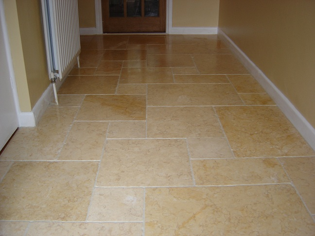 Polished Porcelain Kitchen - Conservatory Floor